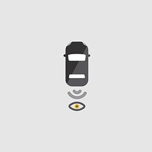 2019 Chevrolet Camaro Safety - Standard Rear Vision Camera