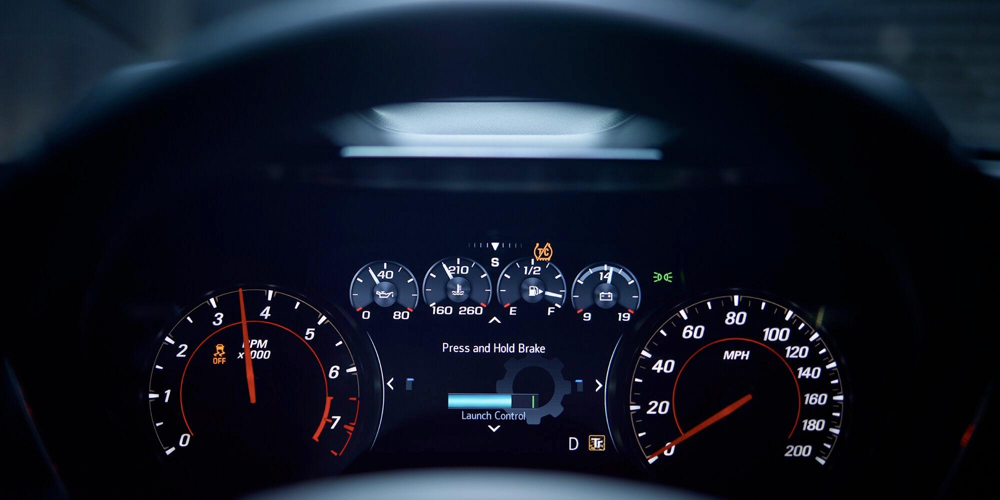 2019 Chevrolet Camaro Technology