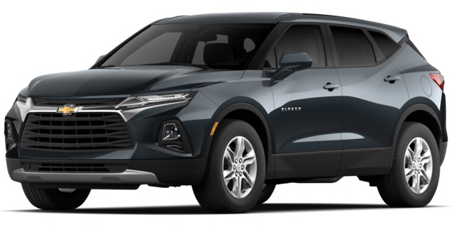 2020 Chevrolet Blazer 2LT Model Cut-Out
