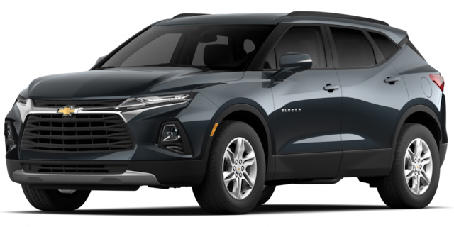 2020 Chevrolet Blazer 3LT Model Cut-Out