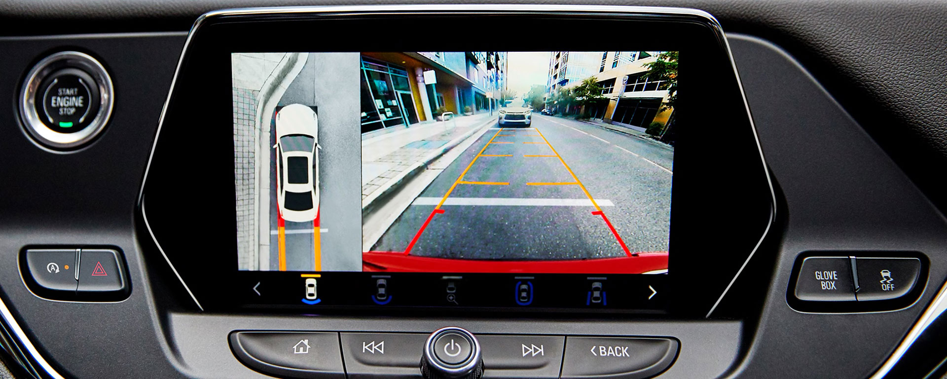 2020 Chevrolet Blazer In-Car Rear View Camera