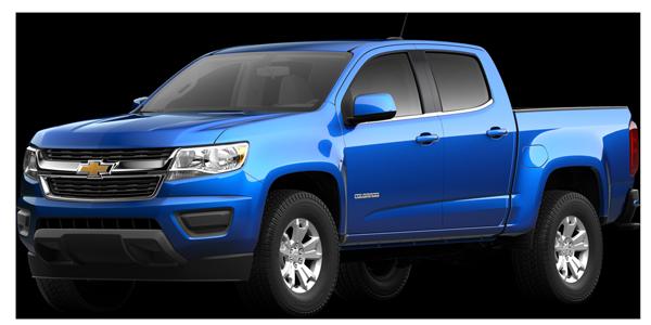 2020 Chevrolet Colorado - LT