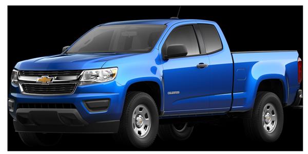 2020 Chevrolet Colorado - WT