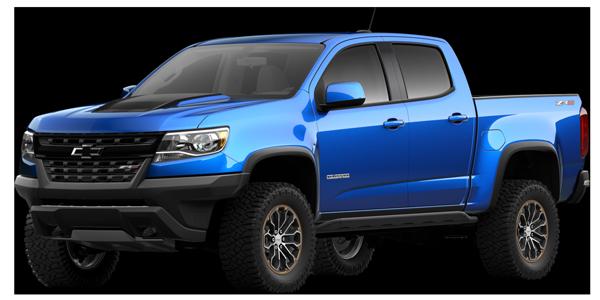 2020 Chevrolet Colorado - ZR2
