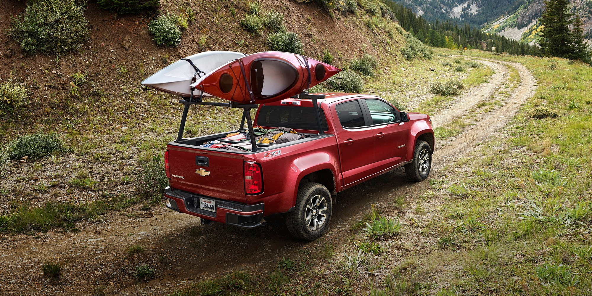 2020 Chevrolet Colorado Design