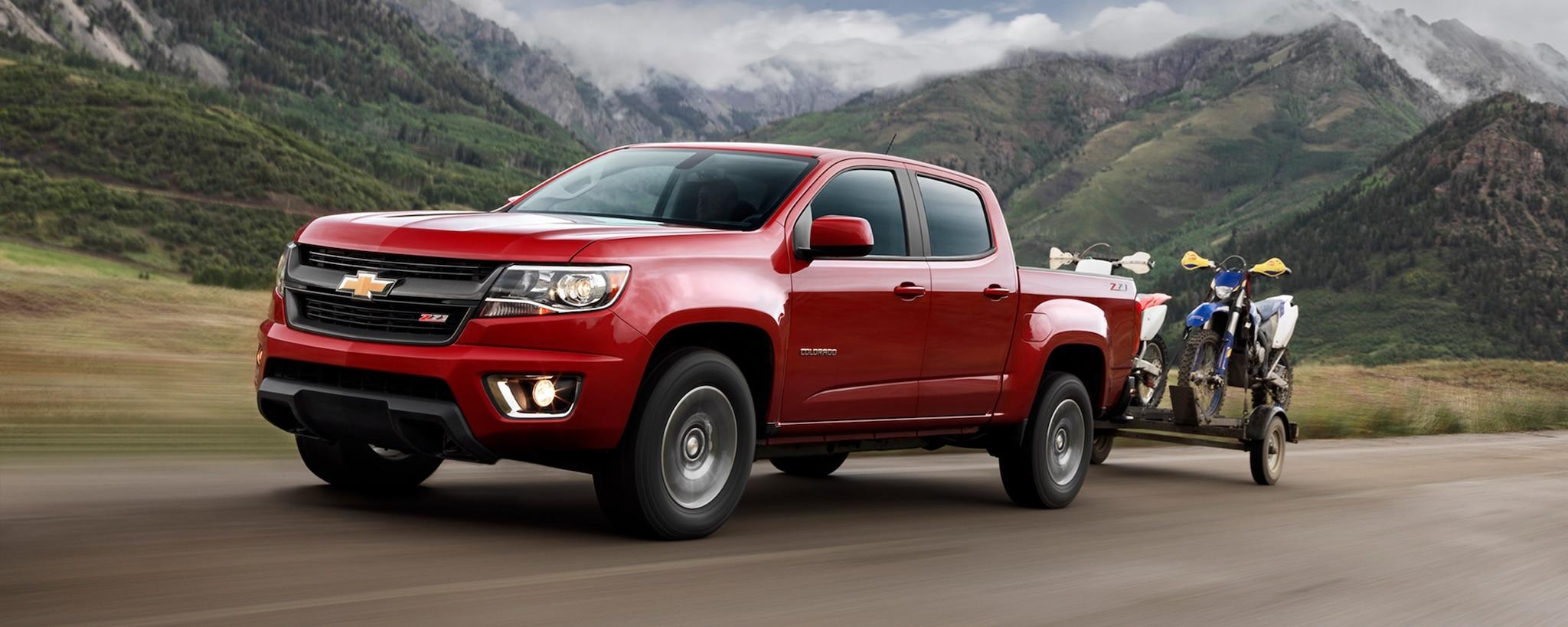 2020 Chevrolet Colorado Performance