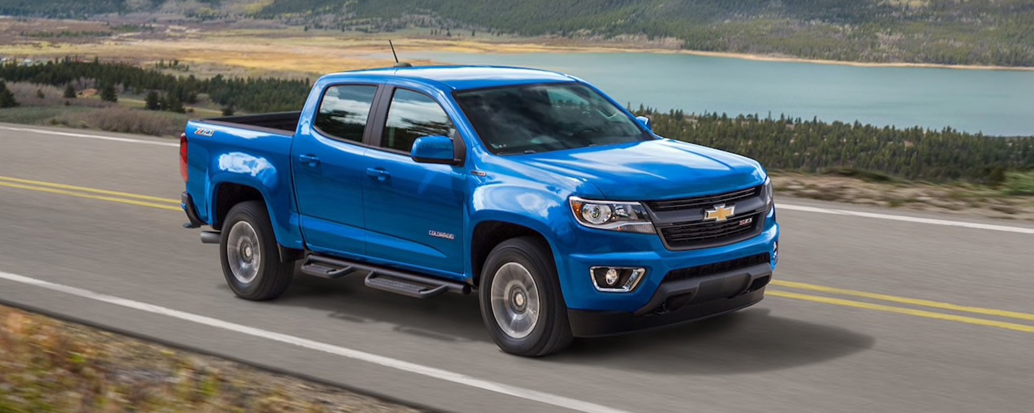2020 Chevrolet Colorado Safety