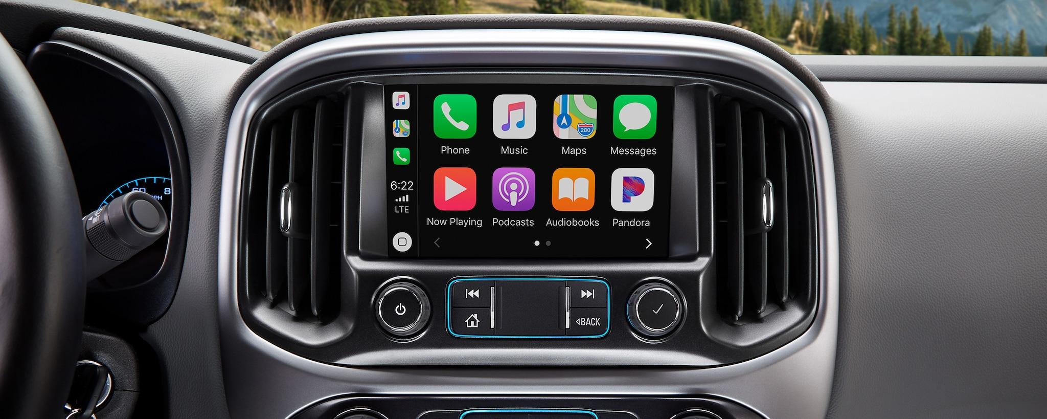 2020 Chevrolet Colorado Technology