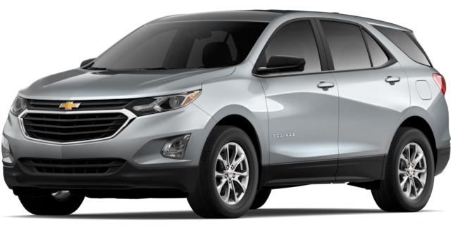 2020 Chevrolet Equinox - L