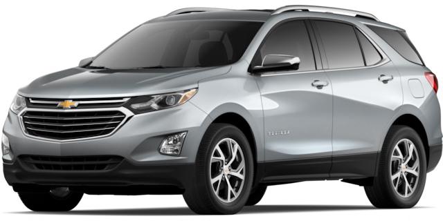 2020 Chevrolet Equinox - Premier