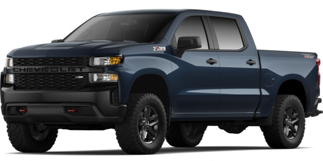 2020 Chevrolet Silverado - Custom Trail Boss