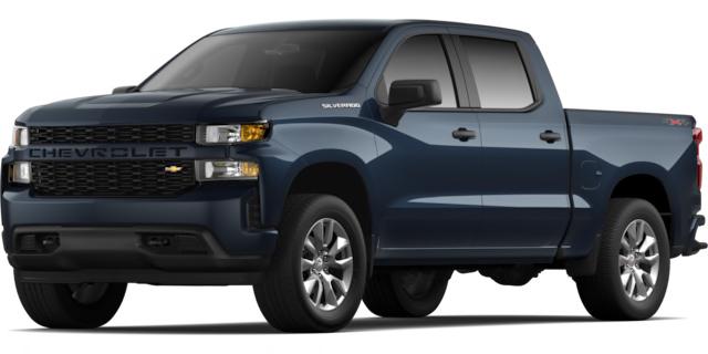 2020 Chevrolet Silverado - Custom