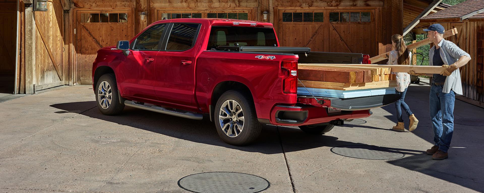 2020 Chevrolet Silverado Design