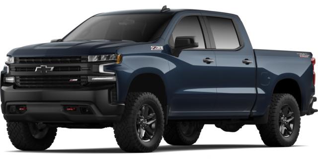 2020 Chevrolet Silverado - LT Trail Boss