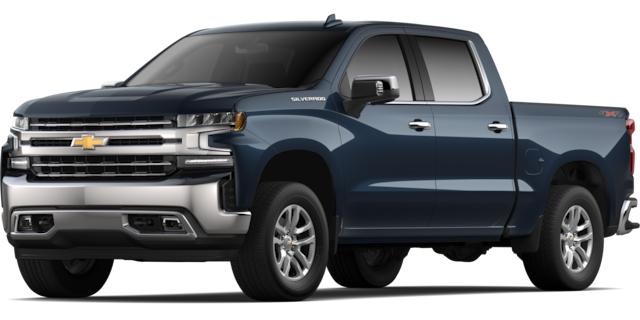 2020 Chevrolet Silverado - LTZ