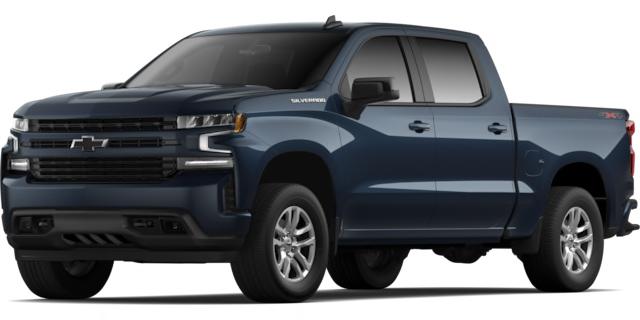 2020 Chevrolet Silverado - RST
