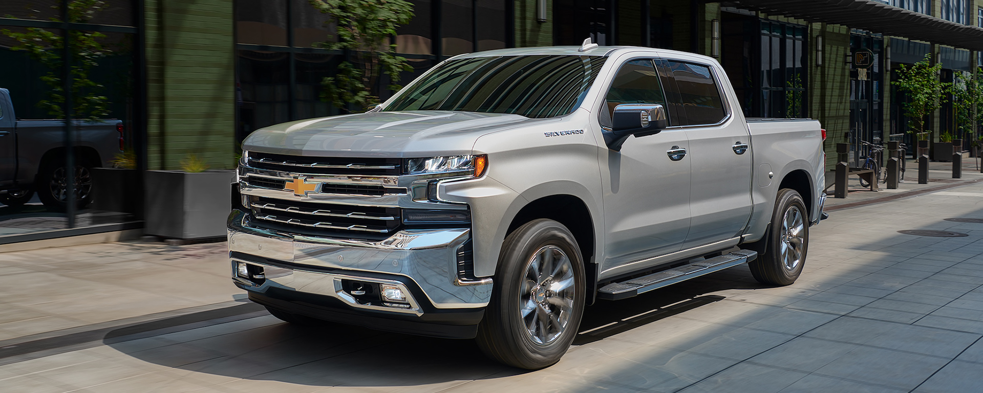 2020 Chevrolet Silverado Safety