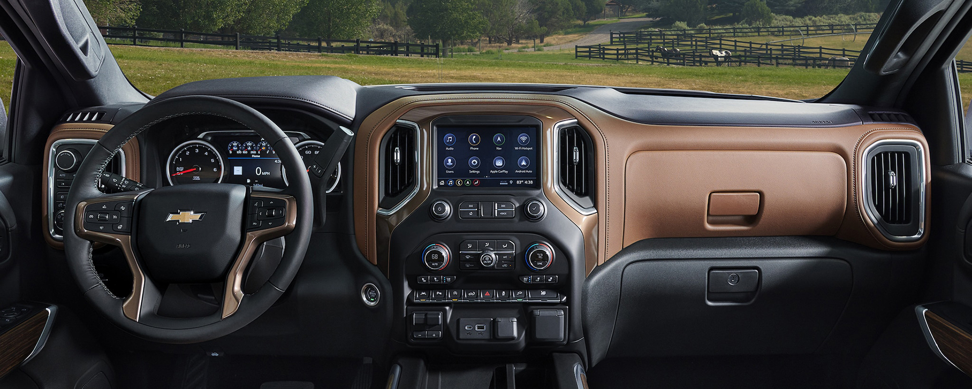2020 Chevrolet Silverado Technology