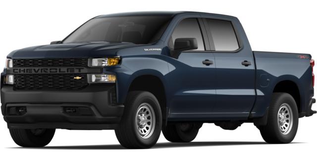 2020 Chevrolet Silverado - Work Truck