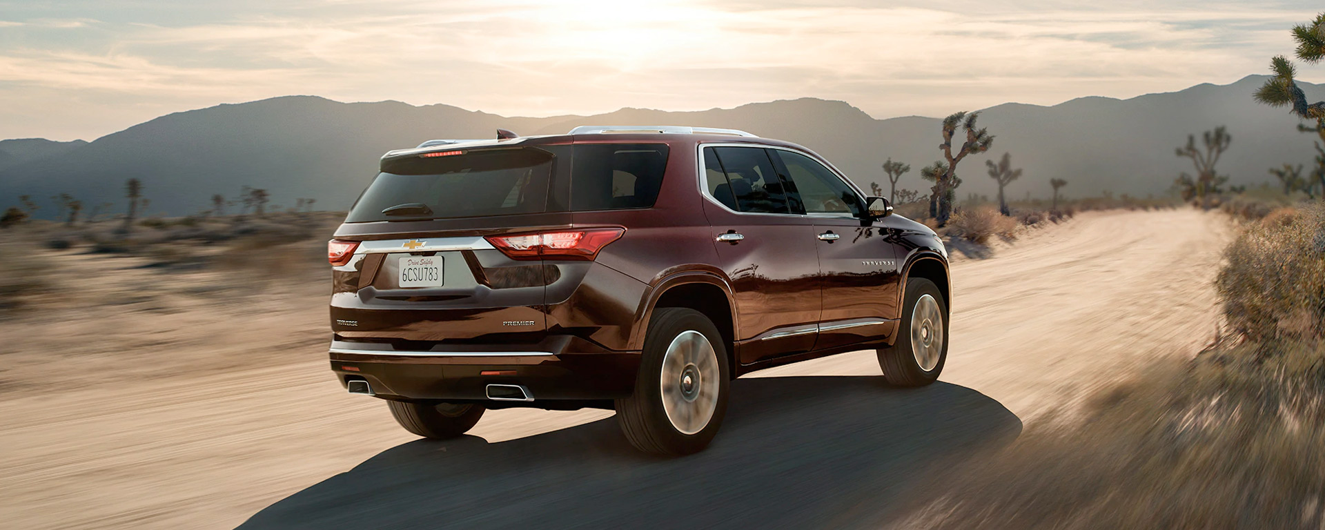2020 Chevrolet Traverse Makes Power Moves