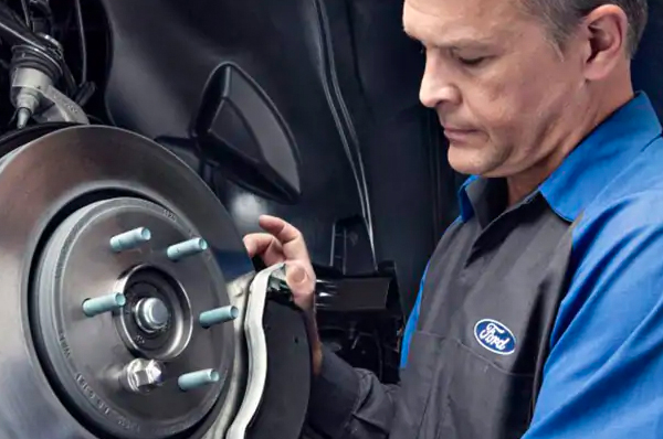 Serivce Offer - FREE Brake Inspection Service Special