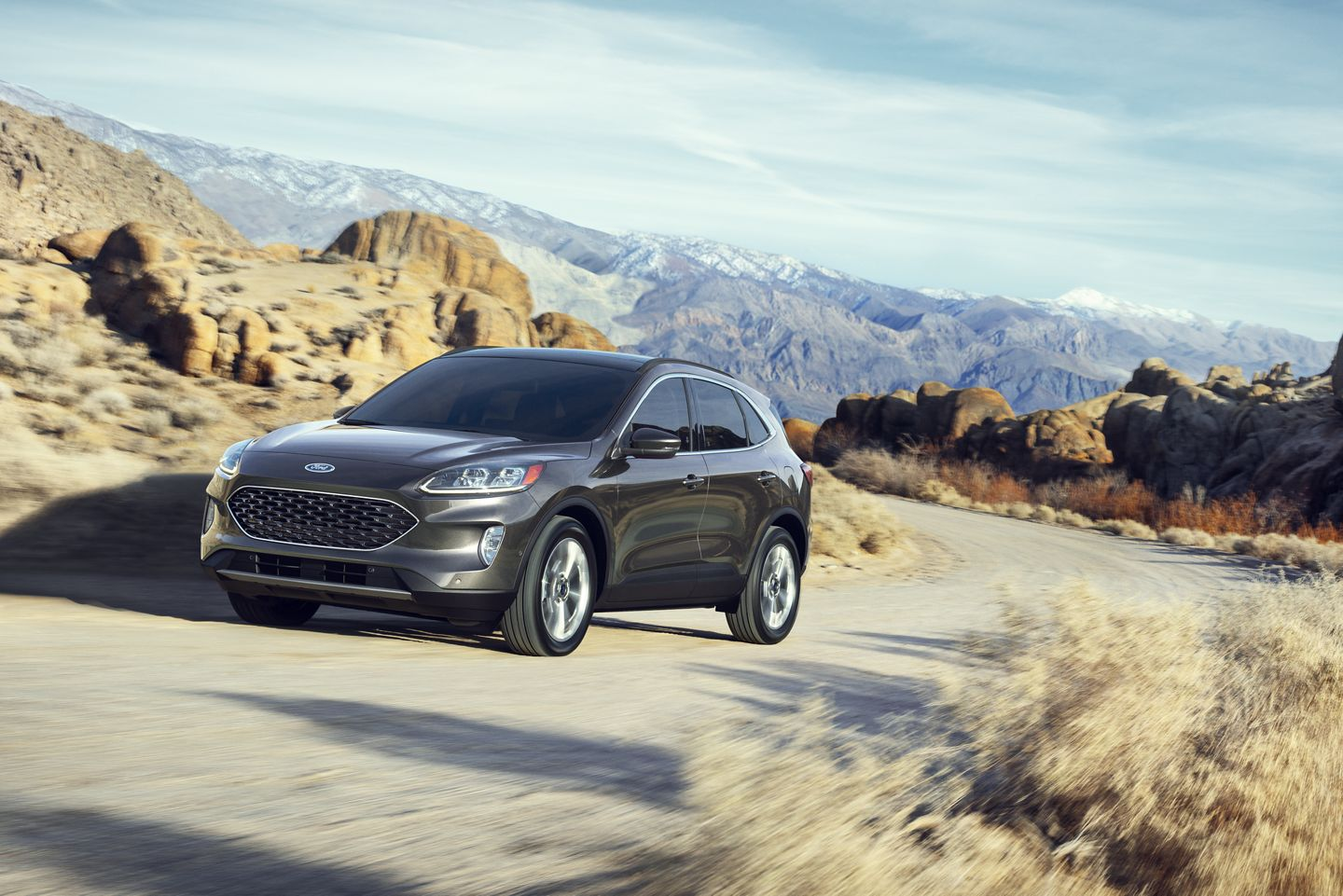 2020 Ford Escape - Design