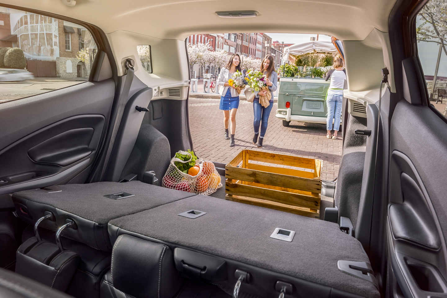 2020 Ford EcoSport - There's Room to Spare