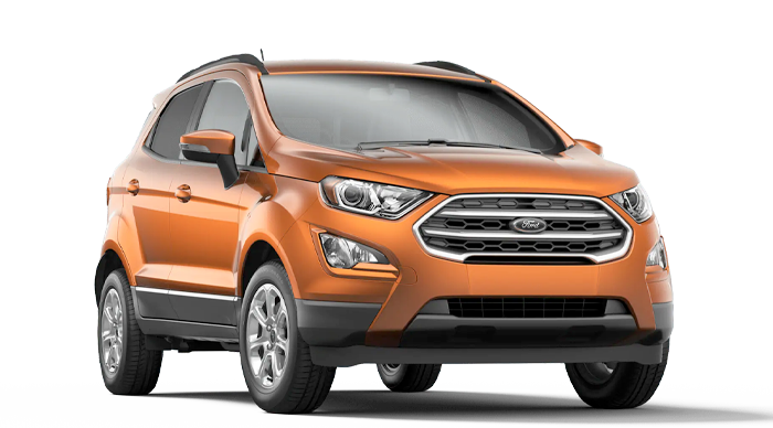 2020 Ford EcoSport SE Model Cut-Out