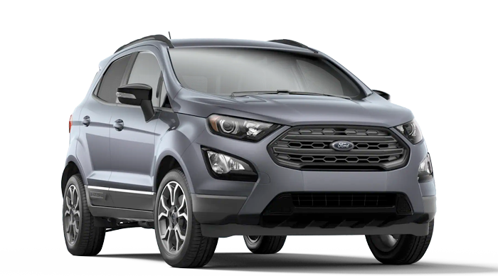 2020 Ford EcoSport SES Model Cut-Out