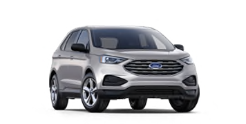 2020 Ford Edge SE Model Cut-Out