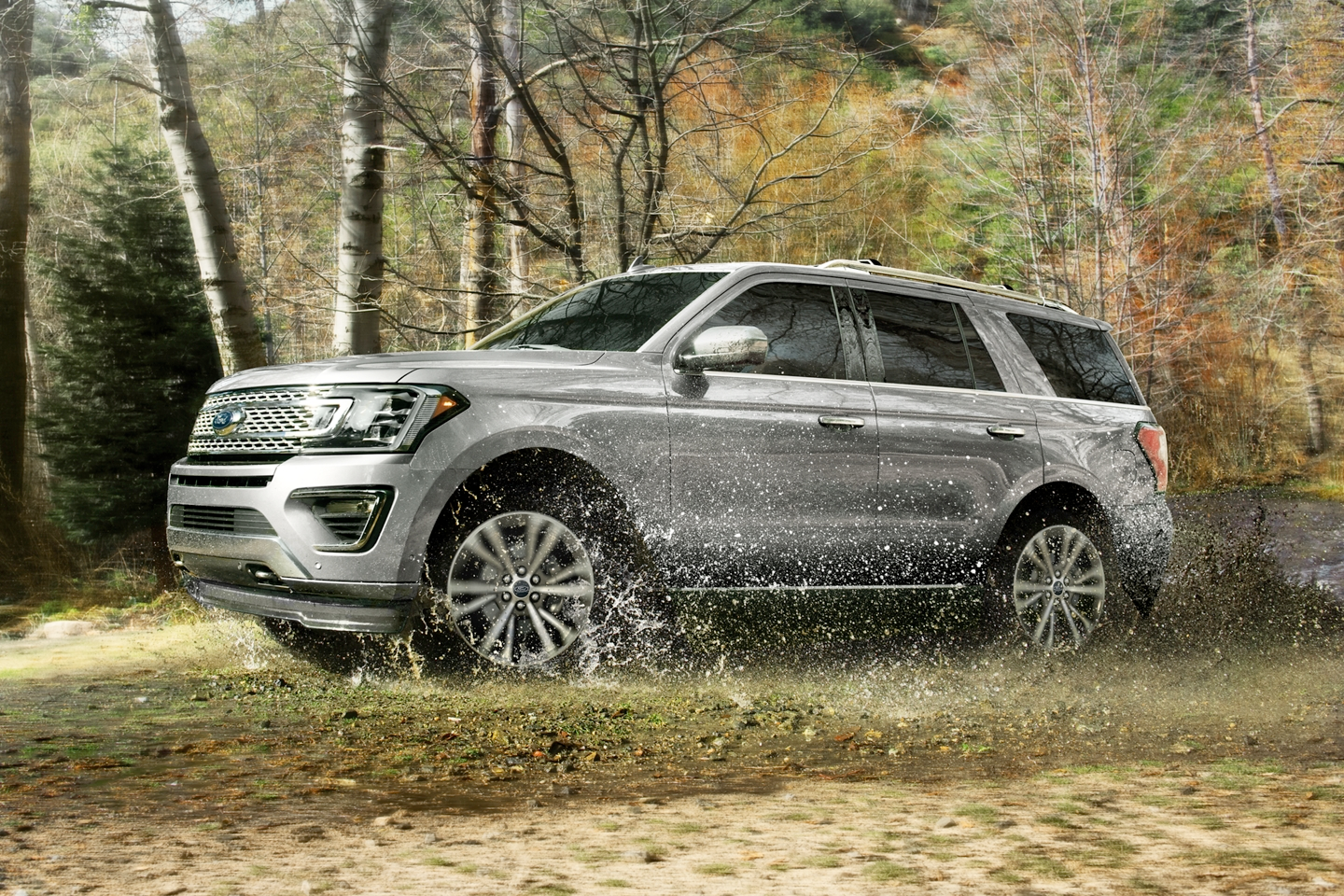 2020 Ford Expedition - Expedition Power