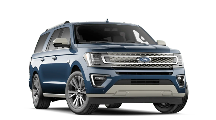 2020 Ford Expedition King Ranch MAX Model Cut-Out