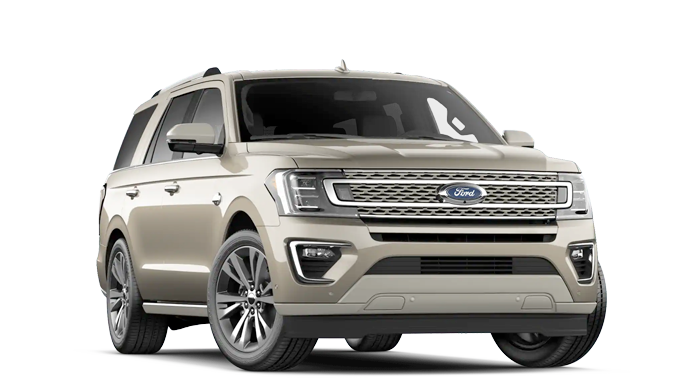2020 Ford Expedition King Ranch Model Cut-Out