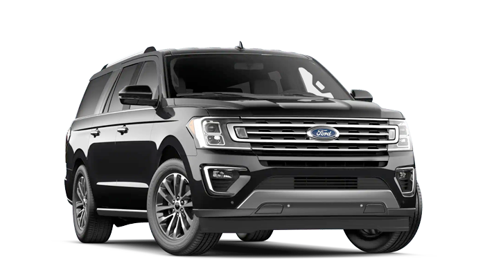 2020 Ford Expedition Limited MAX Model Cut-Out