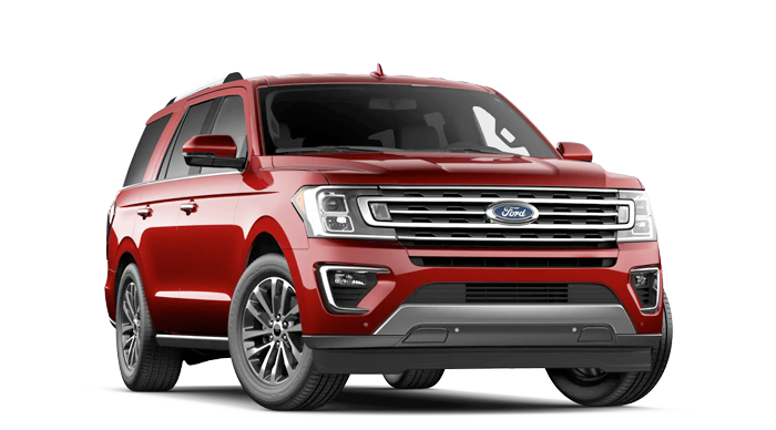 2020 Ford Expedition Limited Model Cut-Out