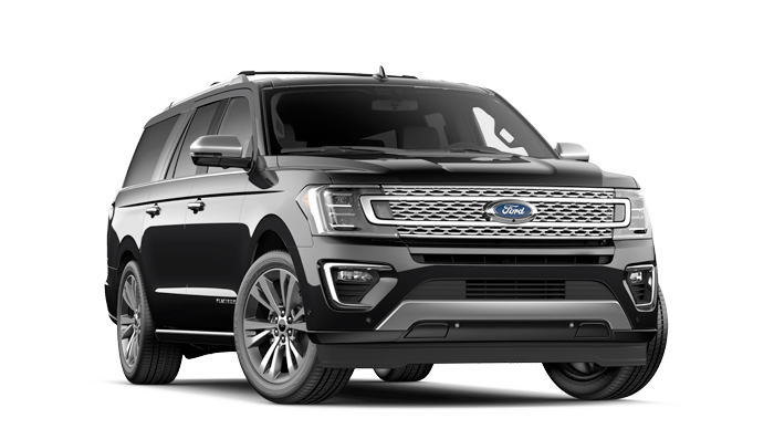 2020 Ford Expedition Platinum MAX Model Cut-Out