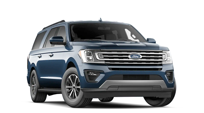 2020 Ford Expedition XLT MAX Model Cut-Out