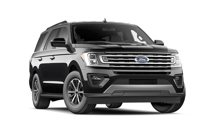 2020 Ford Expedition XLT Model Cut-Out
