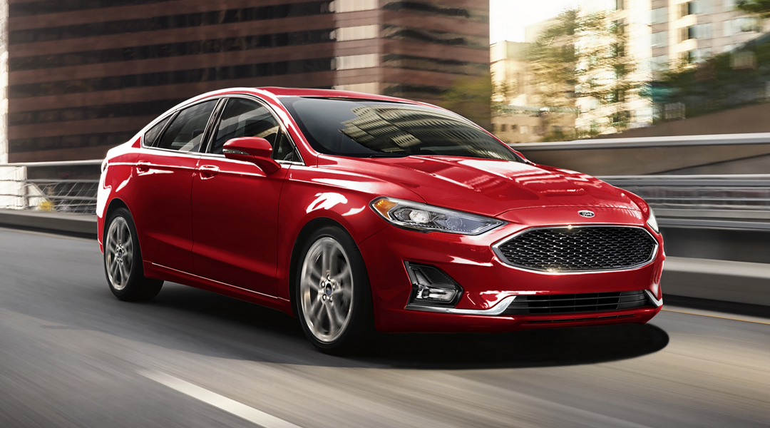 2020 Ford Fusion - Hybrid Powertrains