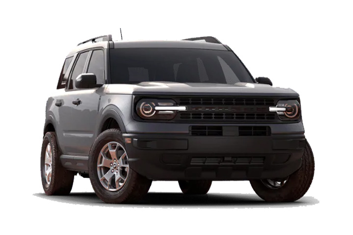2021 Ford Bronco Sport Base Cutout