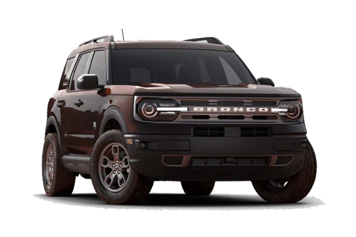 2021 Ford Bronco Sport Big Bend Cutout