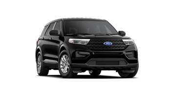 2021 Ford Explorer in Agate Black