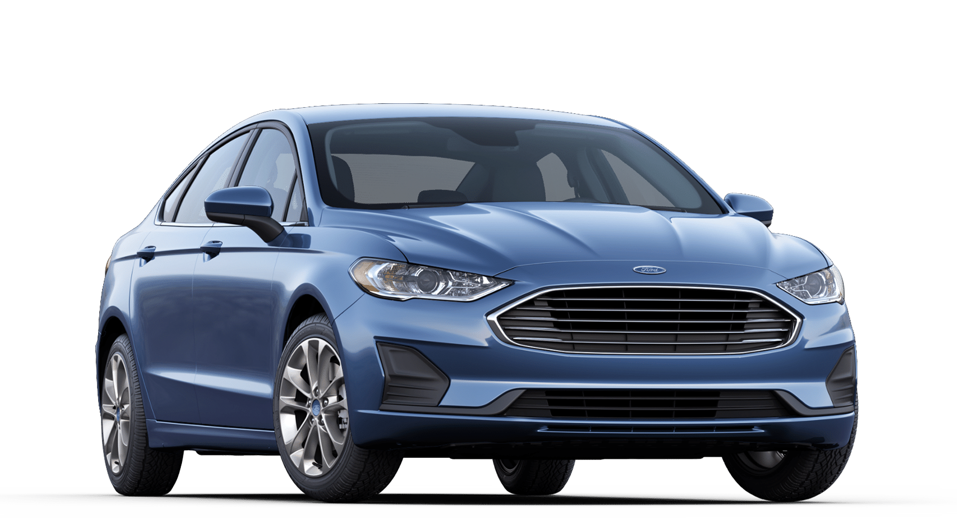 2019 Ford Fusion AWD