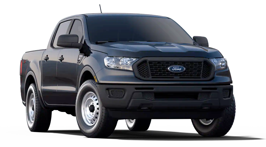 2019 Ford Ranger XL SuperCrew 4x4