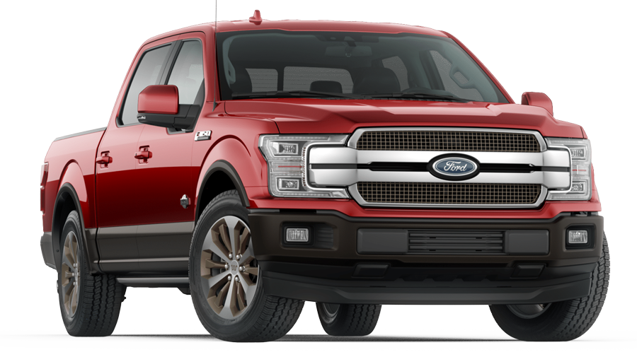 2020 Ford F-150 King Ranch 4X4 SuperCrew shown