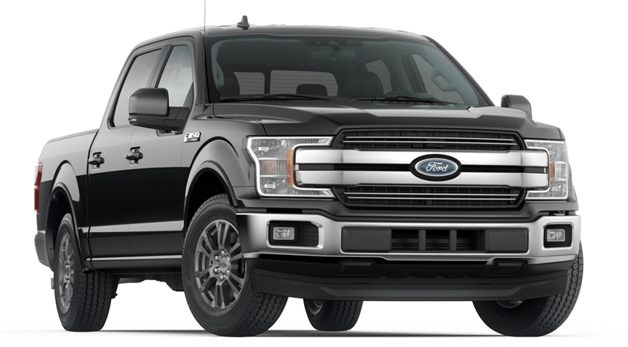 2020 Ford F-150 Lariat SuperCrew 4X4 shown