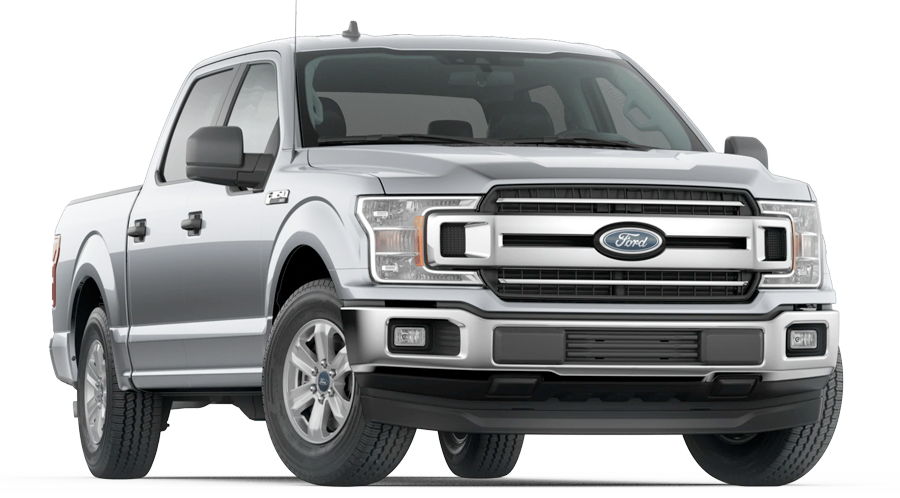 2020 Ford F-150 XLT SuperCrew shown