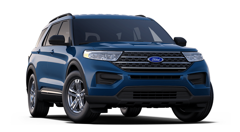 2021 Ford Explorer XLT in Exeter, NH