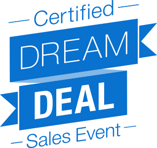 Honda Certified Dream Deal Sales Event