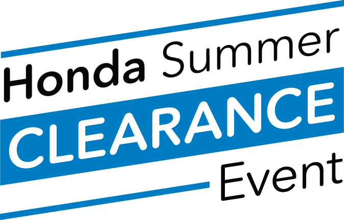 Honda Summer Clearance Event logo